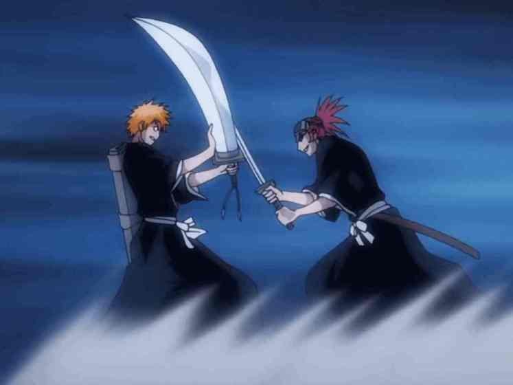 4th Best Anime Rivalries