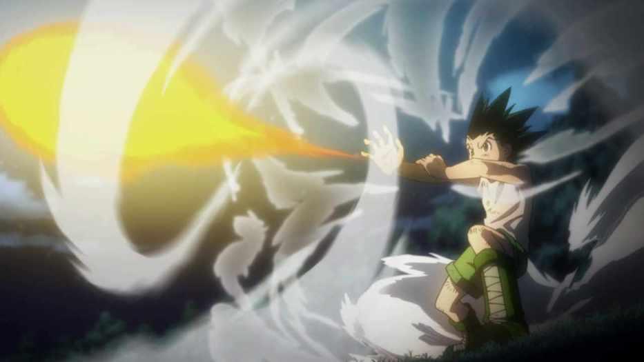 6th powerful anime kids