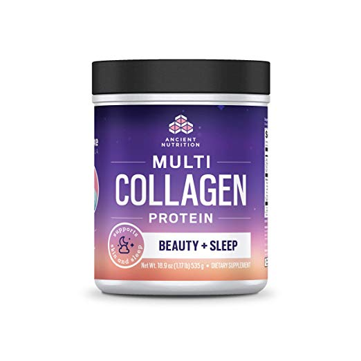 Multi Collagen Protein with Lavender and Bergamot