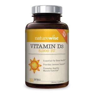 vitamin D supplement for migraines