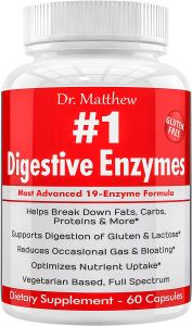 best supplement for digestive enzymes