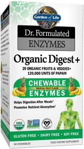 best digestive enzymes supplement, best supplement for digestive enzymes