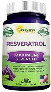 maximum strength resveratrol to prevent inflammation