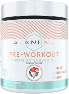 best pre workout for women, best preworkout supplement for women, best pre workout drink for women