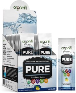 organifi pure, organifi pure reviews, where to buy organifi pure, what is organifi pure when do you drink organifi pure