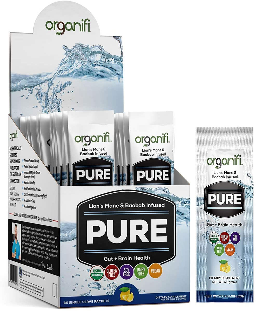Organifi Pure Review: What Should You Know?