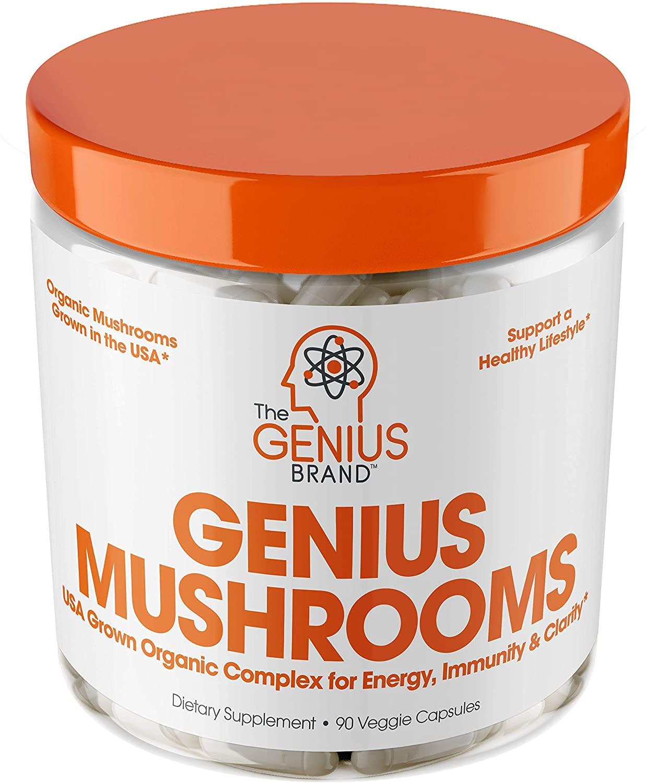 genius mushrooms, genius mushroom review, genius mushrooms vs. genius consciousness