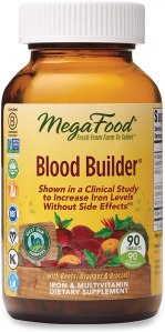 megafood blood builder, blood builder megafood, megafood blood builder reviews, megafood blood builder for anemia, megafood blood builder side effects