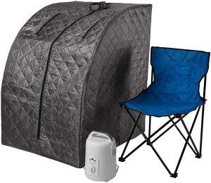 portable sauna, portable infrared sauna, portable far infrared sauna, portable steam sauna