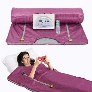 portable infrared sauna, sauna blanket, best sauna blanket