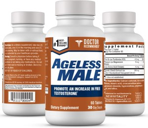 ageless male, ageless male reviews, where to buy ageless male, what does ageless male do