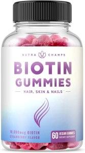 biotin gummies, best biotin gummies