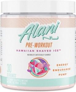 alani nu, alani nu preworkout, alani nu balance, alani nu protein, alani nu energy drink
