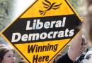 Lib Dems overtake Tories to become second largest national party