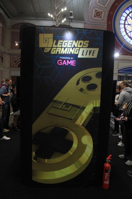 """William Morris, 2015 """"Legends of Gaming Live 2015"""""""