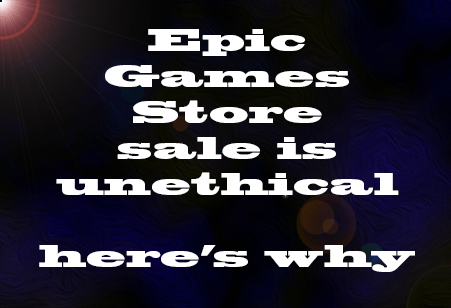 epic games, fortnite, controversy, epic mega sale
