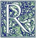 Capital Caligraphic R