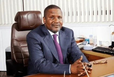 Africa's richest man Dangote Ranked Among 100 Most Powerful People in the World. Africa's Richest List