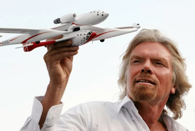 Tips for Succeeding in Business Richard branson