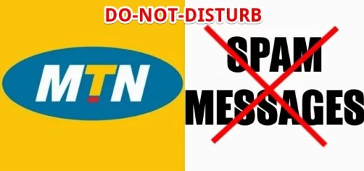 MTN DO NOT DISTURB CODE