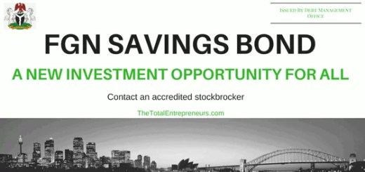 All You Need to Know About FGN Savings Bond for Small Investors and how to Start with N5000 Investment