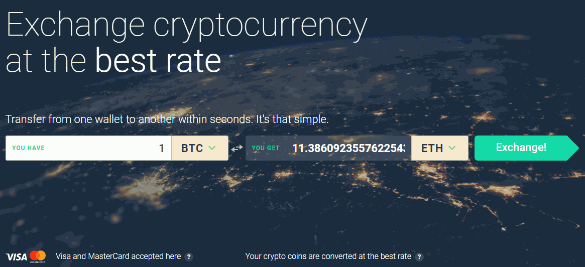 How to Exchange Bitcoin Altcoin