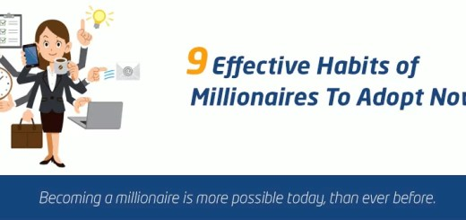 9 effective habit of millionaires to adopt today