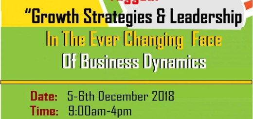 Growth Strategies and Leadership in the ever changing face of Business Dynamics