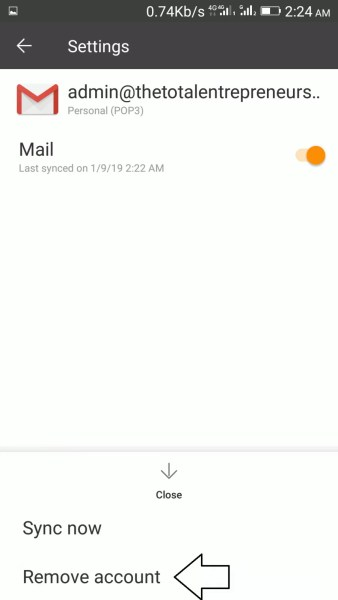 link your personal domain email to Gmail