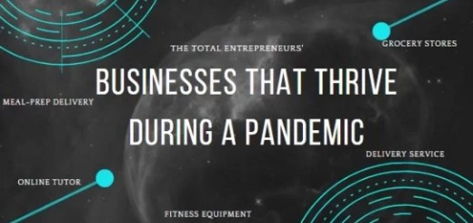 BUSINESSES THAT THRIVE DURING A PANDEMIC