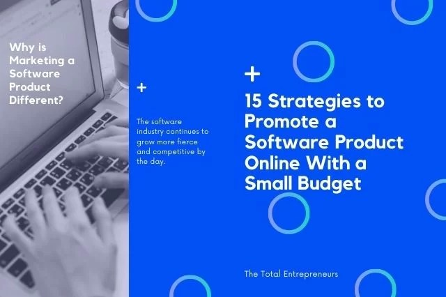15 Strategies to Promote a Software Product Online With a Small Budget