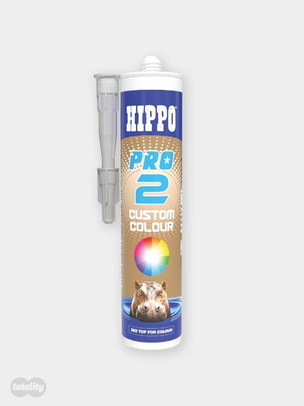Hippo PRO2 Sealant and Adhesive Cartridge Custom Colour