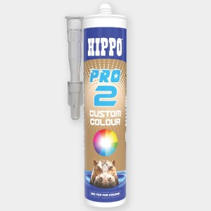Hippo PRO2 Sealant and Adhesive Cartridge Custom Colour