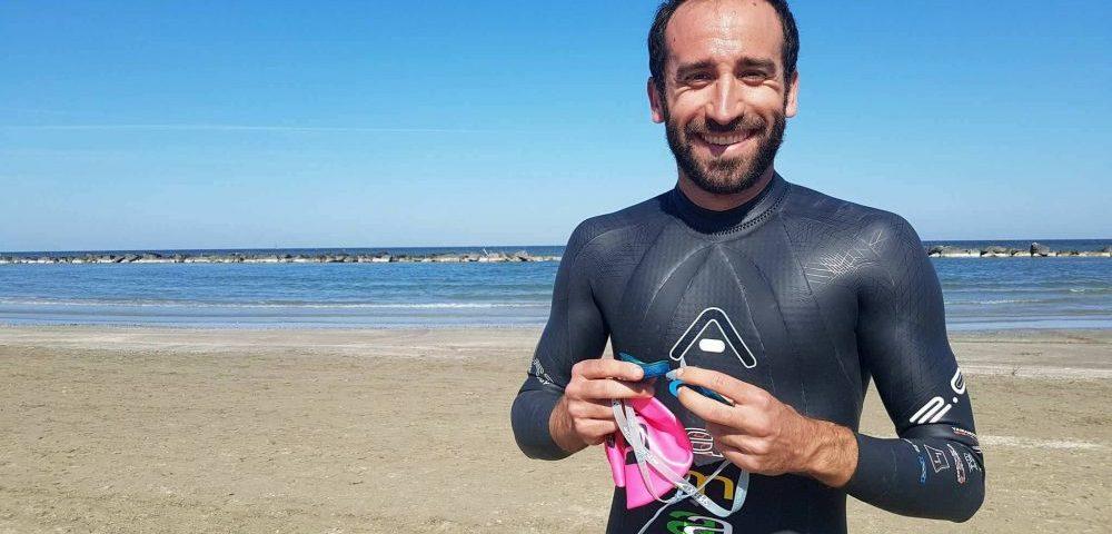 Mattia Ceccarelli Triathlon Kona 2020