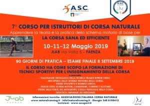 Corso AICN Faenza Maggio 2019