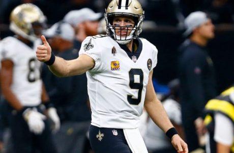Power Rankings, Brees, NFL Picks Week 10
