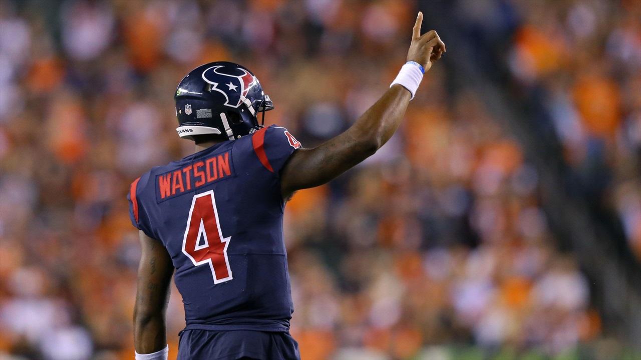 Deshaun Watson, Week 6, DraftKings