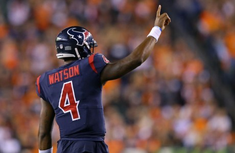 Deshaun Watson, Week 6, DraftKings, Week 16 Review