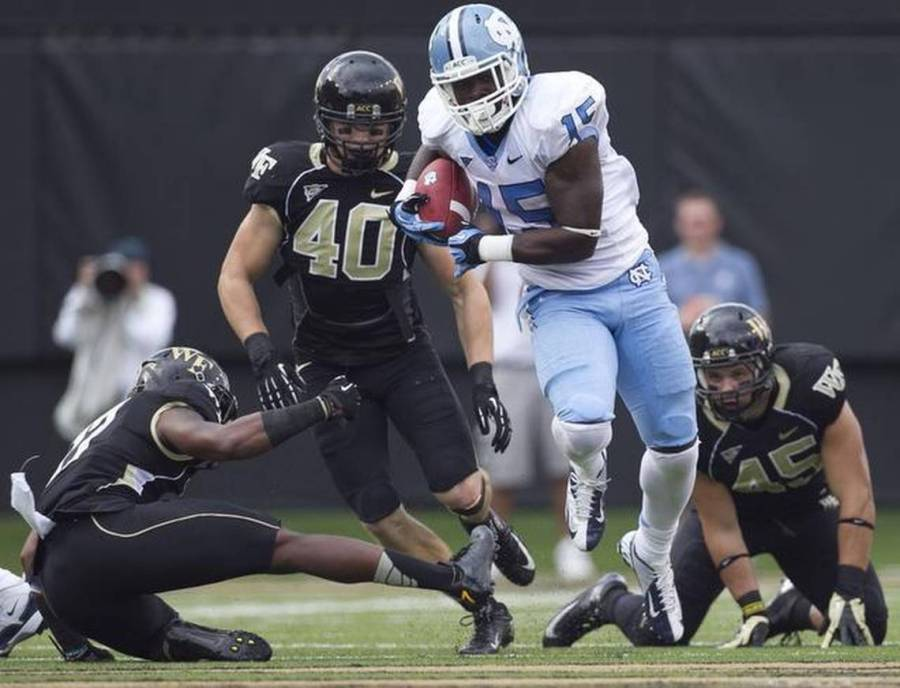 North Carolina v Wake Forest