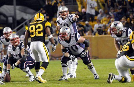quarterback, Patriots