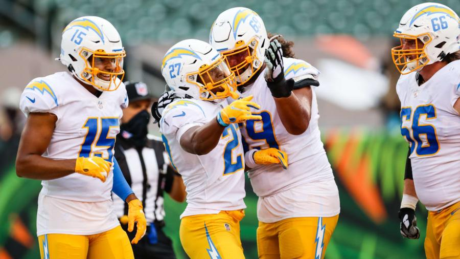 Week 2 Chargers Chiefs