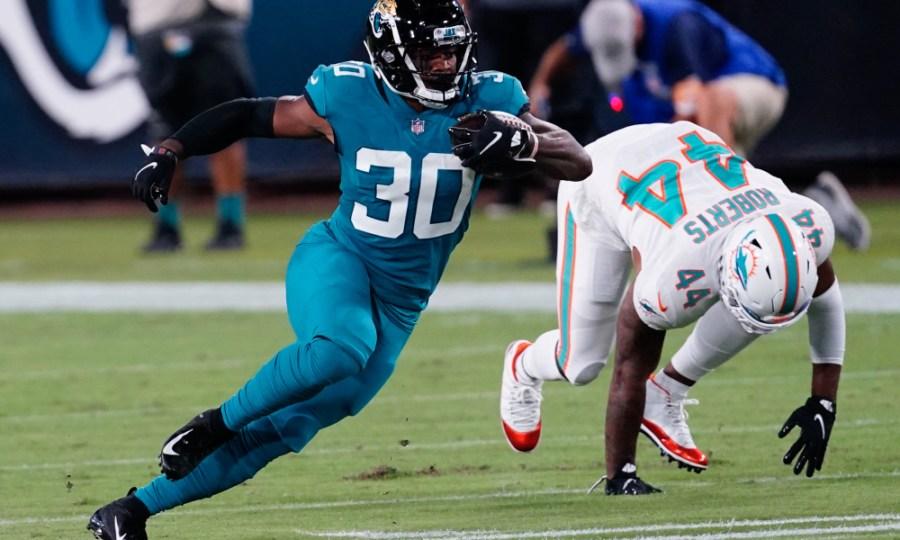 NFL Game Scripts Week 4: Cincinnati Bengals @ Jacksonville Jaguars