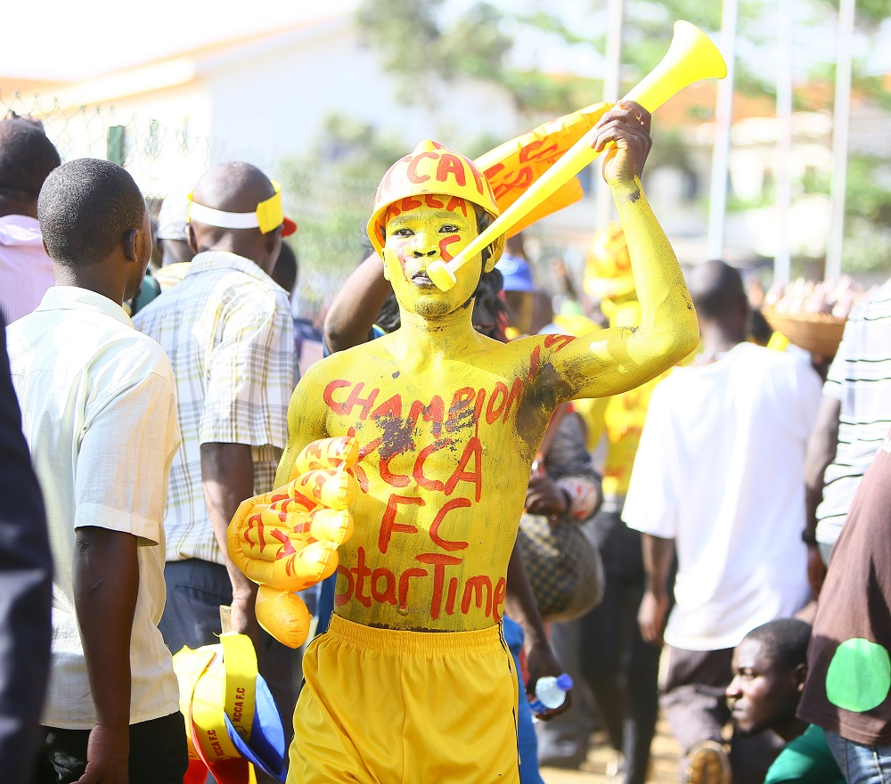 What KCCA FC fans said ahead of Vipers meet
