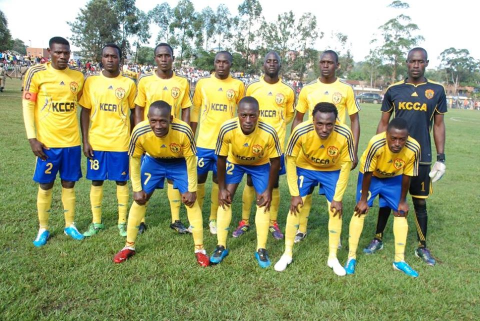 KCCA FC 2012/13 - winning-big-with-less-ranking-the-5-lowest-point-totals-to-have-won-the-uganda-premier-league-title-since-2000