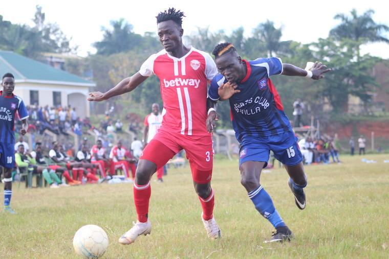 Disan Galiwango and David Owori