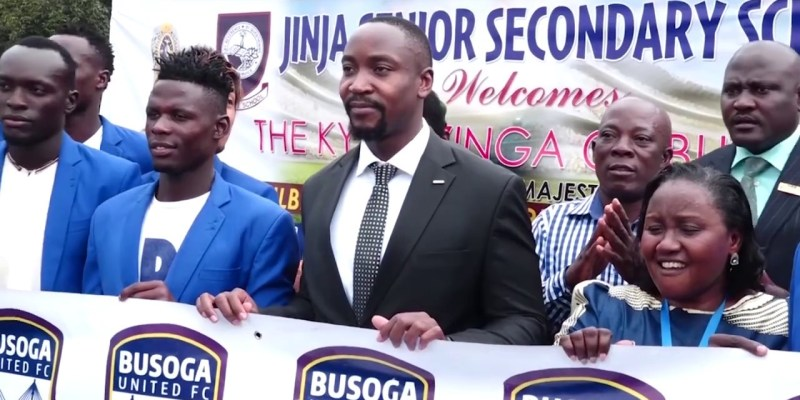 Busoga United fate - The touchline sports
