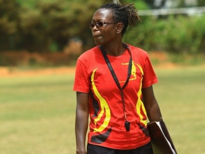 Helen Buteme - The Touchline Sports
