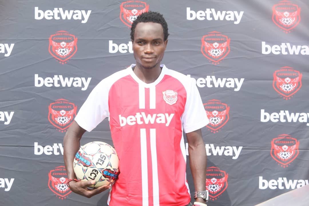 Abel Eturude is still our player, Benjamin Nyakuni