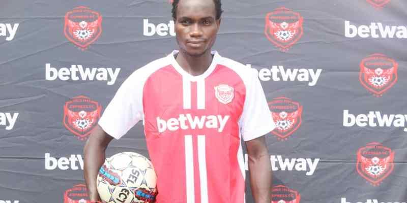 Abel Eturude is still our player, Benjamin Nyakuni