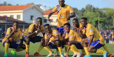 StarTimes UPL 2020/21 - KCCA FC The touchline sports